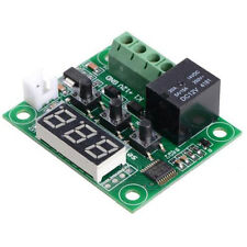 50-110°C W1209 12V Termostato Digital Sensor Control De Temperatura
