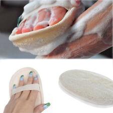 Unisex Natural Loofah Bath Shower Sponge Body Scrubber Exfoliator Washing Fad