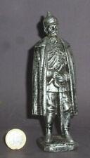 Uralte Statue Kaiser Wilhelm I. 15,5cm K&D Massefigur für Lineol