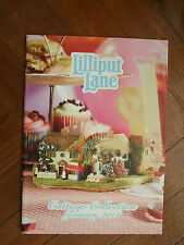LILLIPUT LANE  -  Cottage Collection - January 2014 - as NEW