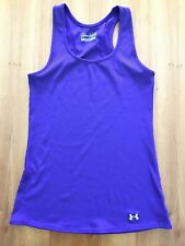 """Under Armour Womens """"Fitted"""" Tank Top, Size M"""