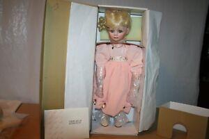 """Marie Osmond Doll Georgette """"Dear to My Heart"""" Bracelet Necklace COA"""