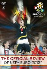 The Official Review of UEFA EURO 2012 [DVD-R]