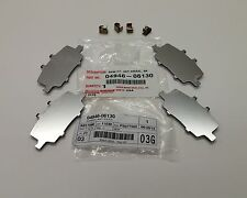 Toyota Avalon And Camry Rear Brake Pad Shim Kit 04946-06130