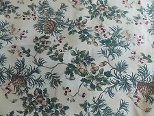 Estate Fabric Northwoods Moda Nature Branches Berry Home Decor +++ BTY Quilt