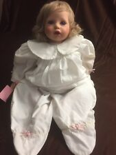 """Baby Tia 20"""" doll by Thelma Resch #159-750"""