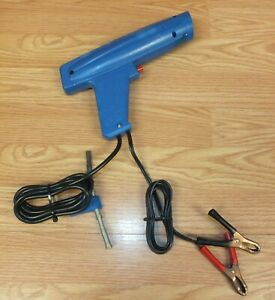 Unbranded Blue Timing Strobe Light Gun For Automotive Use Only **READ**