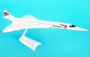 Skymarks British Airways Concorde Resin Model Aircraft 1/250 Scale SKR106