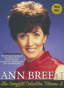 Ann Breen The Complete Collection Volume 2 8CD Set BRAND NEW & SEALED