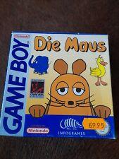 Game boy Die Maus in ovp