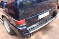 LADEKANTENSCHUTZ EDELSTAHL MATT für VW T4, FACELIFT 1996-2003 | mit ABKANTUNG