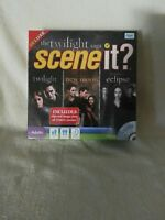 The Twilight Saga Deluxe Scene It DVD Game