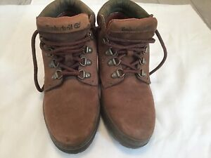Timberland Boots, Womens Size 8M,suede