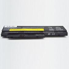 BATTERIE COMPATIBLE POUR IBM LENOVO  X220 X220I X220S 10.8V 5200mAh