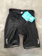 New Men's Large Canari Cycle shorts padded black NWT