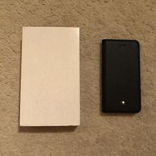 Montblanc Meisterstuck iPhone 7/7S Soft Grain Flipside Case RRP: £195.00