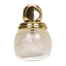 Dior Diorific Vernis Nail Enamel 001 Nova White Glitter Varnish Polish Top Coat