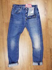 Levis Vintage LVC Blue 1966 501XX Wide LTD ED Selvedge Jean W30 L33 £265 New