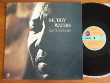 ORIGINAL VINYL LP MUDDY WATERS CAN'T GET NO GRINDIN 1973 CHESS EN BEL ETAT EX/M