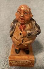 """Vintage 1950 Mini Sebastian Figurine Obocell Neisler Lab Inc, Decatur, Il . 4"""""""