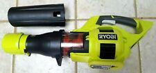"""Used"" Ryobi 40 V Volt Cordless 110 mph Jet Fan Leaf Blower Ry40403 (Bare Tool)"