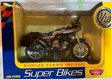 MOTOR MAX HONDA CBX 100 1:18 Scale # 76205 NEW