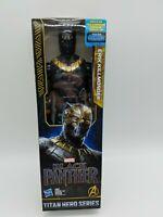 Marvel Black Panther Titan Hero Series 12-inch Erik Killmonger NEW
