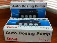 CE Jebao DP-4 Auto Dosing Pump -Automatic Doser for Reef aquarium elements