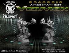 Hitech Miniatures - 28SF077 Vezuvion 28mm Warhammer 40k 40000