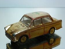 LION CAR DAF 31 VARIOMATIC DAFFODIL 750 -100.000 GOLD 1:43 RARE - GOOD CONDITION