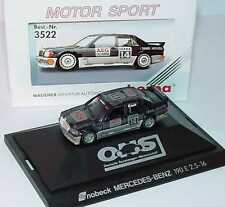 1:87 Mercedes-Benz 190E Evo I DTM 1990 Snobeck AEG 14 Roland Asch - herpa 3522