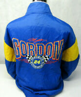 Jeff Gordon NASCAR Racing 24 Hendrick Motorsports Insulated Jacket Coat Mens XL