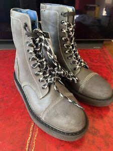 diesel mens boots