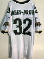 Reebok Authentic NFL Jersey Jacksonville Jaguars Maurice Jones-Drew White sz 58