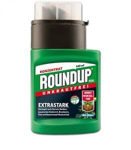 Roundup Spezial Unkrautfrei Konzentrat 140 ml | Unkrautvernichter