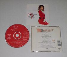 CD  Mariah Carey - Merry Christmas  11.Tracks  1994  135