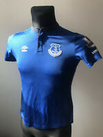 OFFICIAL EVERTON HOME CHILD KID 152 CM FOOTBALL FAN JERSEY SHIRT MCCARTHY