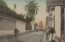 COLOMBIA MEDELLIN CALLE DE CARABOBO WEYERSBERG HNOS