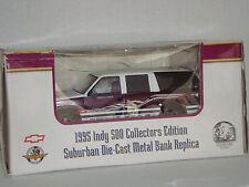 DIE CAST 1995 INDY SUBURAN 1/24