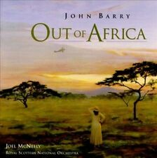 Out of Africa [Original Motion Picture Soundtrack] by John Barry (Conductor/Comp