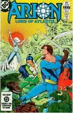 Arion, Lord of Atlantis # 10 (Jan Duursema) (USA, 1983)