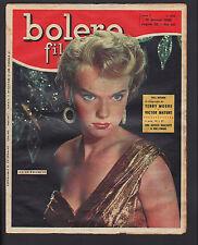 BOLERO FILM 453/56 ANNE FRANCIS TERRY MOORE MATURE LA CASA DI BAMBU' RYAN STACK