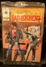 The Valiant ERA Collection & Eternal Warrior No. 1, 1993, MISB!  Book