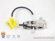 AUDI TT MK1 8N [1998-2006] Motor Solenoide de liberación de solapa de combustible con Cable 1C0810773