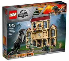 LEGO Jurassic World Dinosaur - Indoraptor Rampage at Lockwood Estate - 75930