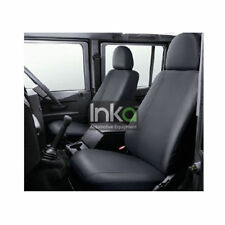 Land Rover Defender 2nd Row Set Inka Fully Tailored Waterproof Seat Cover Grey