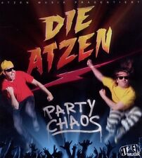 "DIE ATZEN ""PARTY CHAOS (LIMITED EDITION)"" 2 CD NEU"