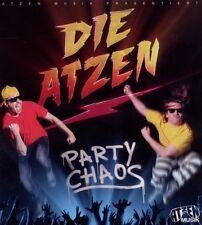"DIE ATZEN ""PARTY CHAOS (LIMITED EDITION)"" 2 CD NEU"