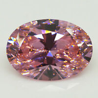 UNHEATED 31.10CT PINK SAPPHIRE 15X25MM DIAMOND EMERALD CUT AAAA+ LOOSE GEMSTONES