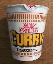 Nissin, Cup Noodle, Curry, 1 Cup 87g, Ramen, Japan Long Seller,